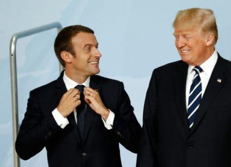 1037340-les-presidents-francais-emmanuel-macron-g-et-americain-donald-trump-le-7-juillet-2017-lors-du-g20-a